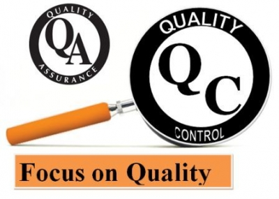 QA/QC DEPARTMENT